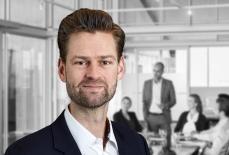 Direktør af Næstved Erhverv Rasmus Holst-Sørensen