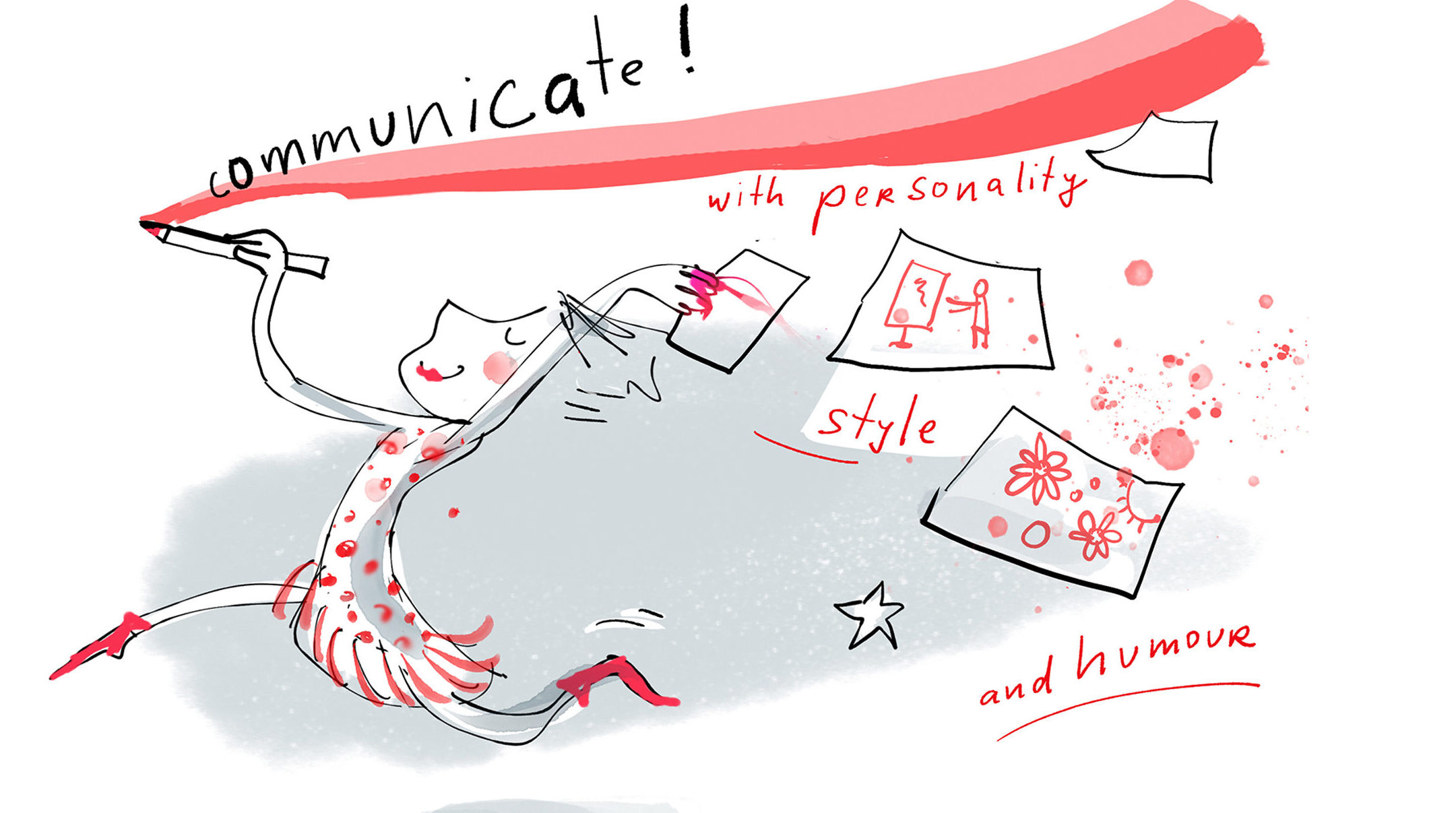 communicate obstacle