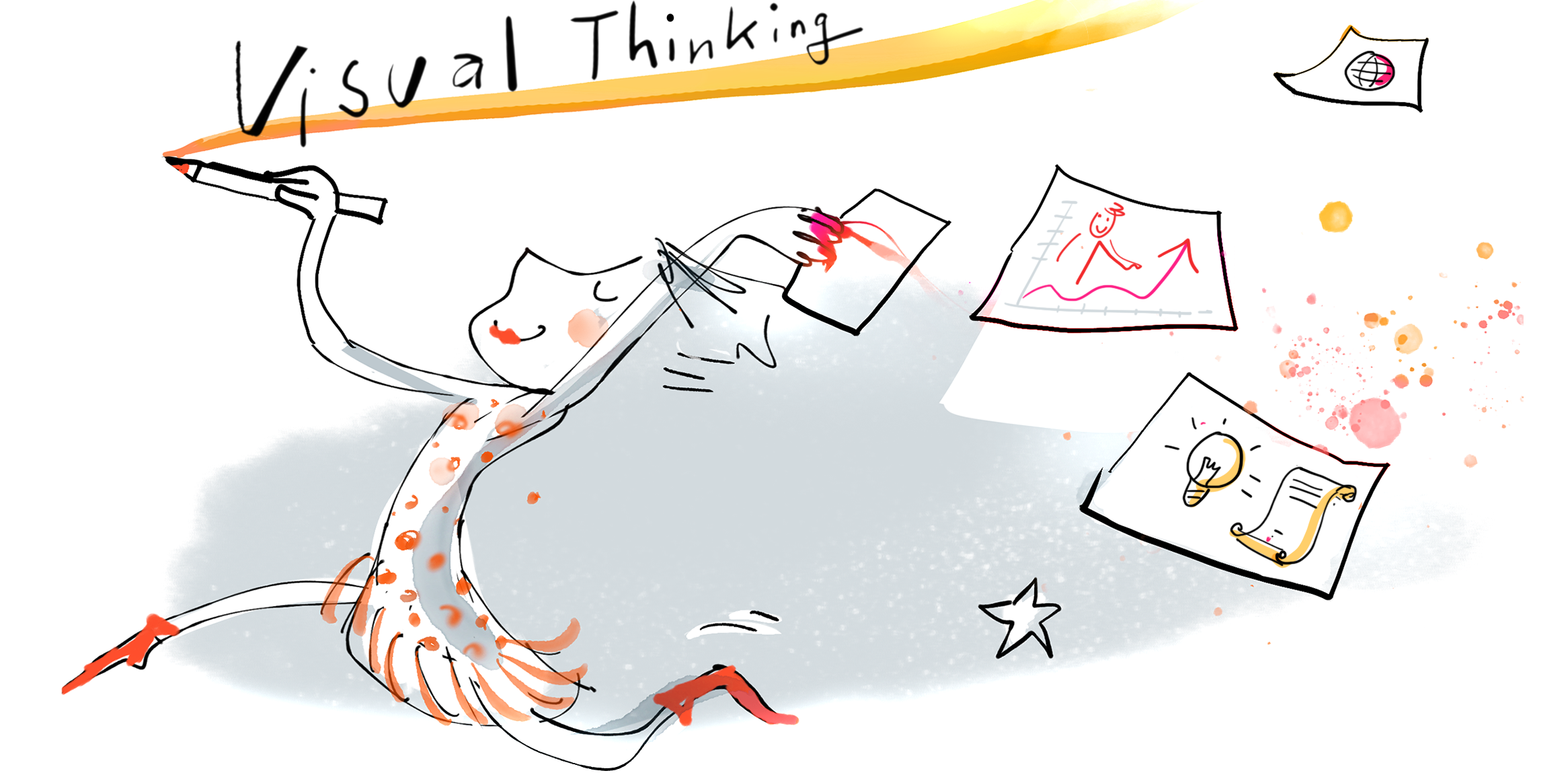 Visual Thinking Joy