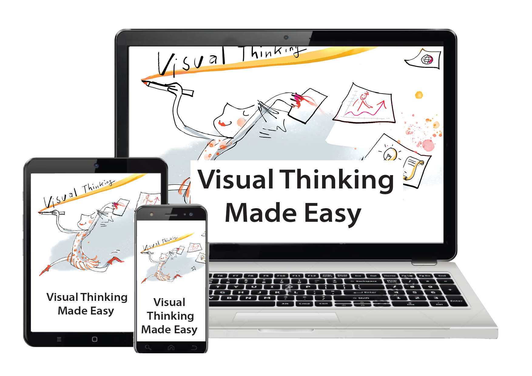 Visual Thinking made easy obstacle mockup-01